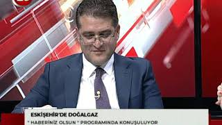 Haberiniz Olsun | ESGAZ Genel Müdürü Bülent Cantürk