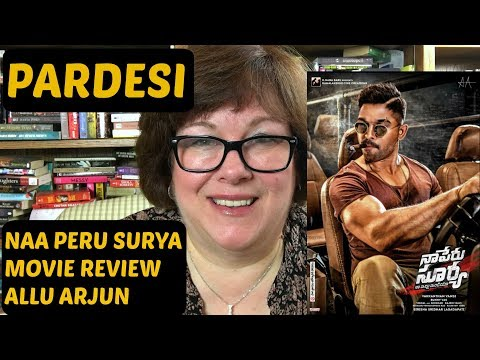Naa Peru Surya Movie Review | Allu Arjun