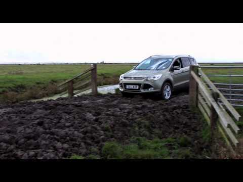 Farm animal vet puts the Ford Kuga through its paces