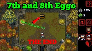 Stranger Things The Game - 7th and 8th Eggo Ending   The End   Final Walkthrough #7  New Character?