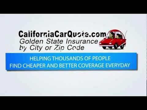 Find cheap california auto insurance