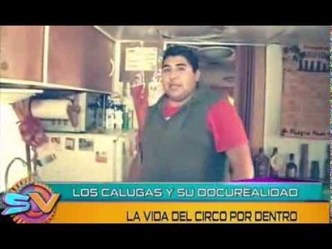 Los Caluga - Docurealidad -SV