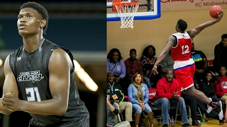 Download 16-Year-Old Prodigy Zion Williamson Could Have Won the 2017 NBA Dunk Contest EASILY 3Gp Mp4