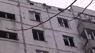 За сутки в Донецке пострадали более 30 мирных жителей - (видео)