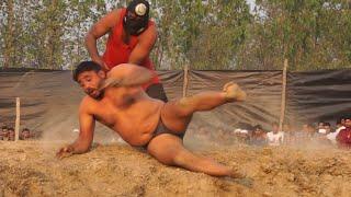 नकाब पोश पहलवान अखाड़ा बजरंगी Vs Jagawar Singh Kushti Dangal Behat Saharanpur