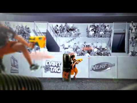 Hasbro's 2011 NERF DART TAG World Championship Searches for Top NERF Athletes