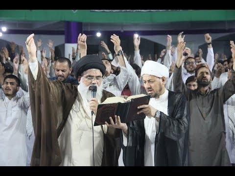 Dua e Ehd - Ustad e Mohtaram Syed Jawad Naqvi (hfz)