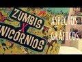 ZUMBIS VS. UNICÓRNIOS - ASPECTOS GRÁFICOS | CHICLETE VIOLETA