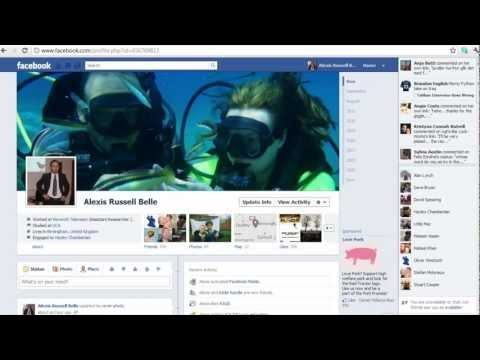 Facebook Timeline -- How To Set up The Facebook Timeline, Facebook Video Tutorials from Opace