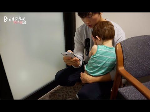 Daddy I'm Scared ㅠㅠ
