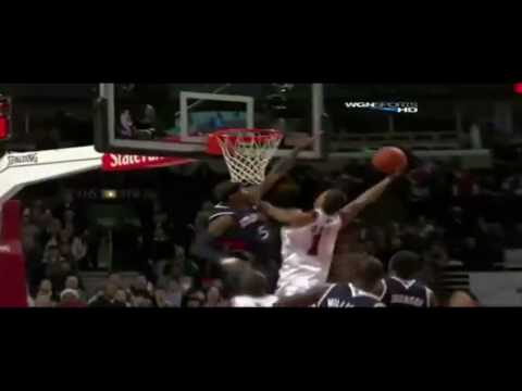 NBA Derrick Rose Mix - The contortionist Video