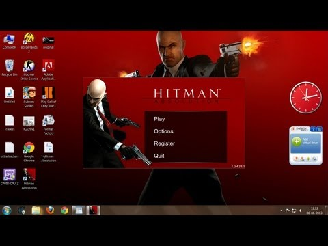 Hitman absolution FAILED TO INITIALIZE Directx11 fixed [2013]
