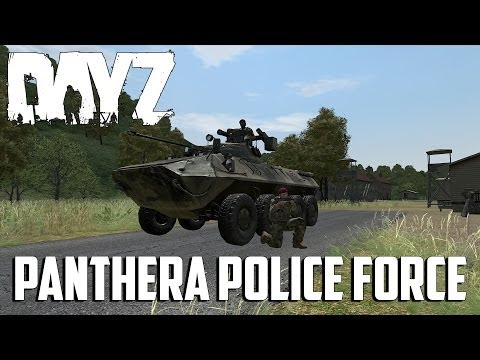 DayZ Epoch Panthera - Panthera Police Force