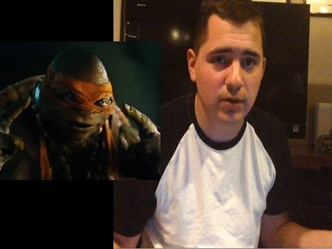 Teenage Mutant Ninja Turtles Reboot Trailer Joe's Reaction