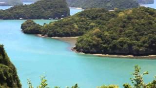 Angthong国立海洋公園