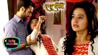 Swara & Sanskar CUTE Romance | Swaragini
