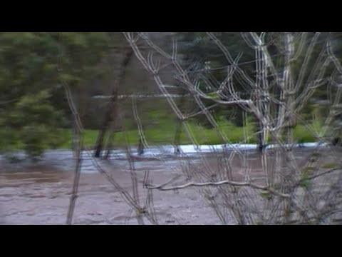 Desbordamientos, riadas e inundaciones en Cantabria- Febrero 2012