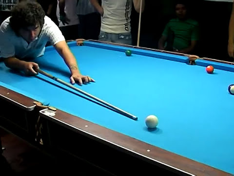 POOL PERUANO, QUERUBIN VS VERY VERANO HANS