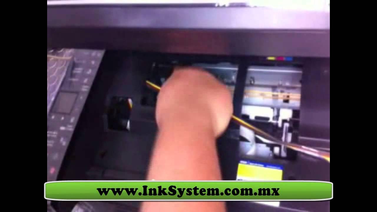 Impresora Epson Tx420w Continua Epson Tx420w