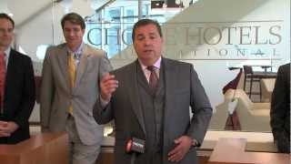 Choice Hotels International Relocates to Rockville