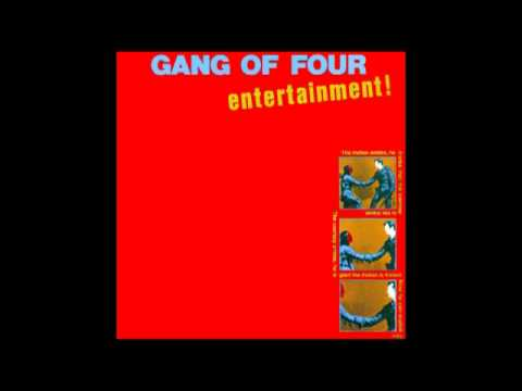 Gang Of Four - Contract