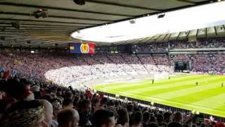 Scotland v England June 2017