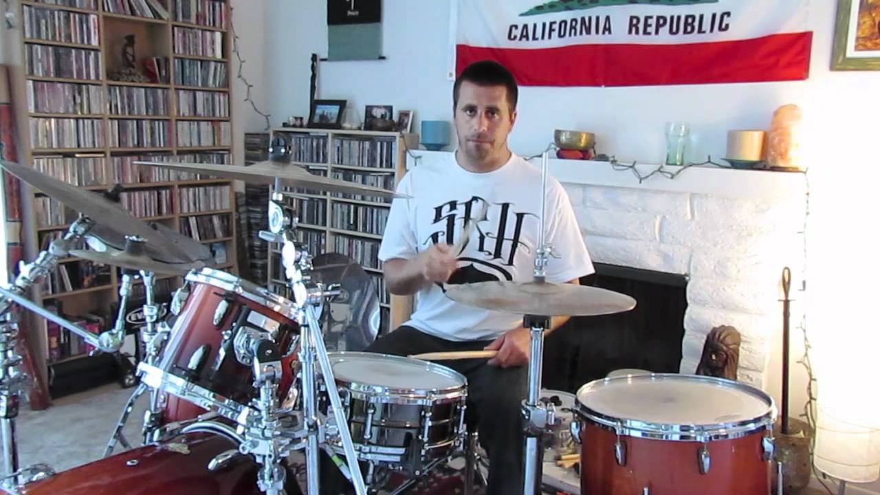 smells like teen spirit how to play drumbs