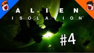 Alien Isolation - Ripley: Professional Door Hacker - Part 4 - DoTheGames