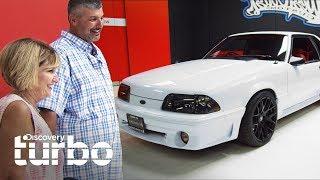 Esposa sorprende a su marido con el coche de sus sueños | West Coast Customs | Discovery Turbo