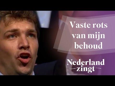 Nederland Zingt: Vaste rots van mijn behoud
