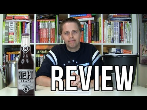 Nehi Grape Review (Soda Tasting #158)