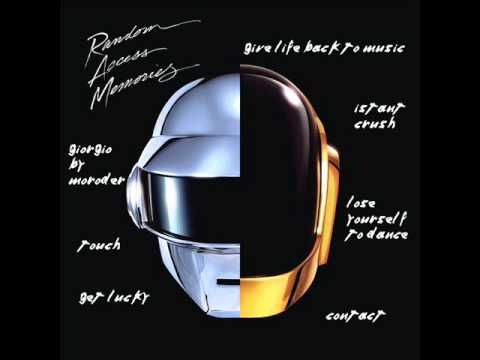 Daft Punk - Random Access Memories by AndroidDj