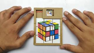 How to make A Cardboard 3x3 Matching Puzzle Game