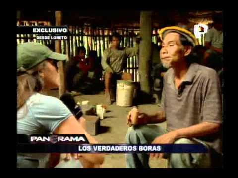 Viaje hasta 'Brillo Nuevo', la cuna misma de la etnia Bora