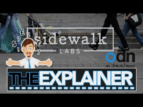 Is Google taking over the world? A look at Sidewalk Labs