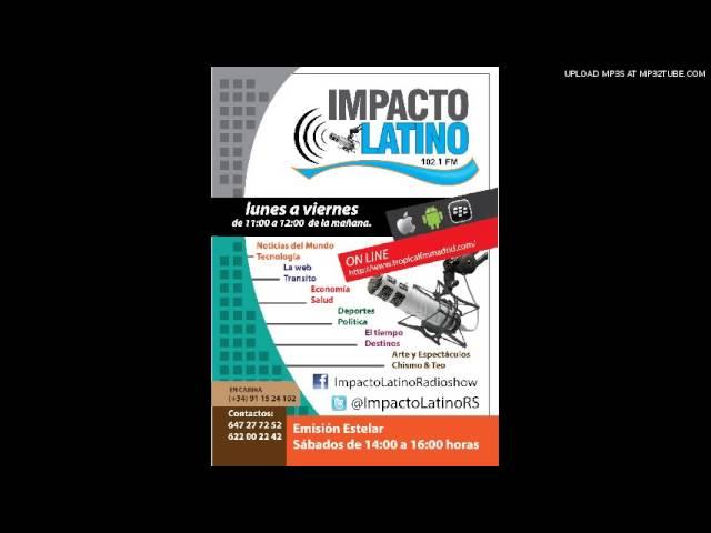 impactolatinoradio PROMO JULIO ÁNGEL