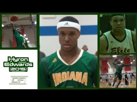 Hyron Edwards - Indiana's Top Floor General