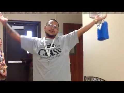 Brazos High School CRC Frankie Rivera