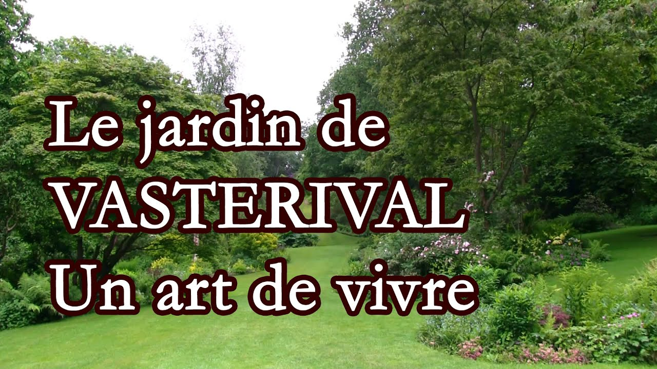 d couvrez le vasterival un jardin de varengeville sur mer en normandie youtube. Black Bedroom Furniture Sets. Home Design Ideas
