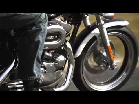 Harley-Davidson SuperLow XL 1200 T