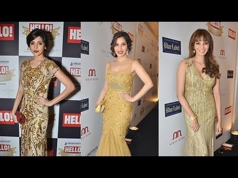 Fashion At Hello! Hall Of Fame Awards 2012 video