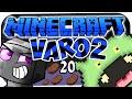 MINECRAFT: VARO 2 ? #20 - ENDERMÄNNER & NAHRUNGSMANGEL! ? Minecraft: Varo 2