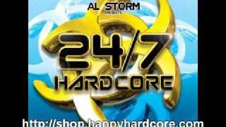 Bang Vs Al Storm - Shooting Star (Al Storm Mix) 24/7002 PLUR
