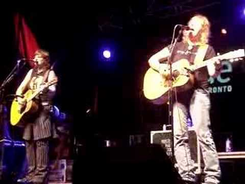 Indigo Girls - The Wood Song