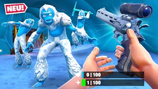 *NEU* ZOMBIE ÜBERFALL Modus in FORTNITE!