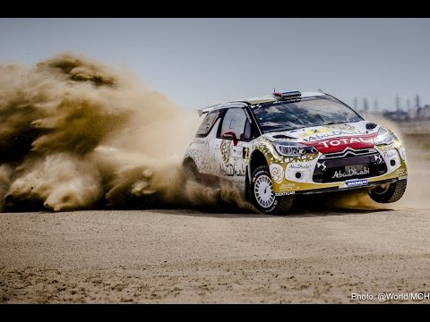 Kuwait International Rally 2015, ADR's Highlights - Day 1