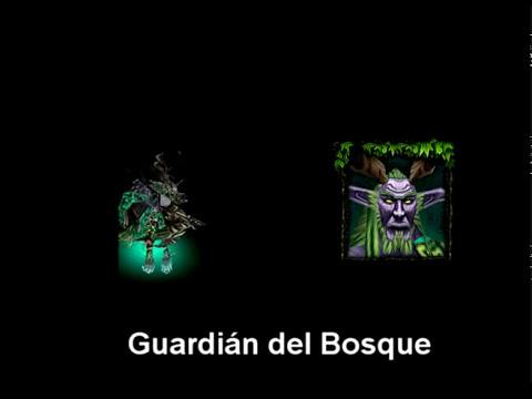 Warcraft 3 Héroes - Elfos nocturnos (facción) - Frases Español