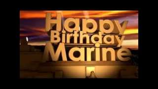 Download Lagu Happy Birthday Marine Gratis STAFABAND