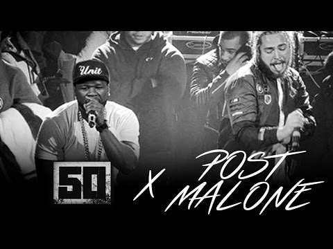 50 Cent x Post Malone - Tryna Fuck Me Over (Live in NYC)