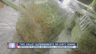 Dirty Dining presents Gross Grocers at Smith